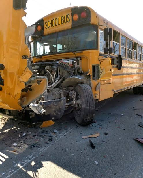 School Bus Accident, Students Admitted in CMC Vellore