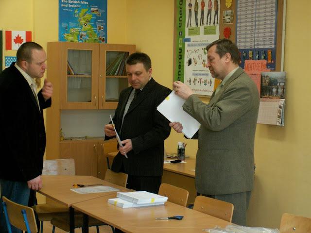 Pierwszy egzamin gimnazjalny w ZS nr 2 w Dukli 2011 - PICT1366_1.JPG