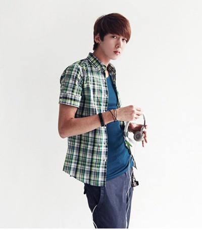 Ao thun nam ba lo Han Quoc dep cho teenboy ca tinh thoi trang he 2015 phan 6
