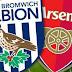 West Brom vs Arsenal Match Highlight