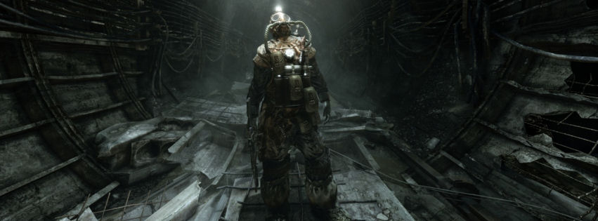 Metro last light facebook cover