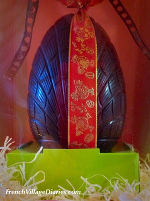 French Village Diaries Easter France chocolate eggs boulangerie patisserie
