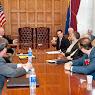 NRA Meeting with Majority Leader Skelos