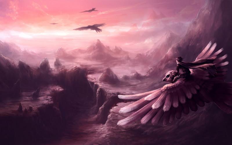 Riding Eagles, Warriors 2