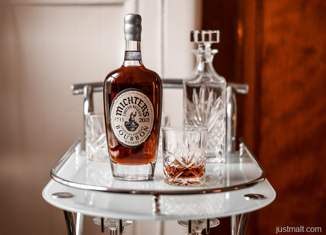 Michter's to Release its 20 Year Bourbon for the First Time in Two Years
