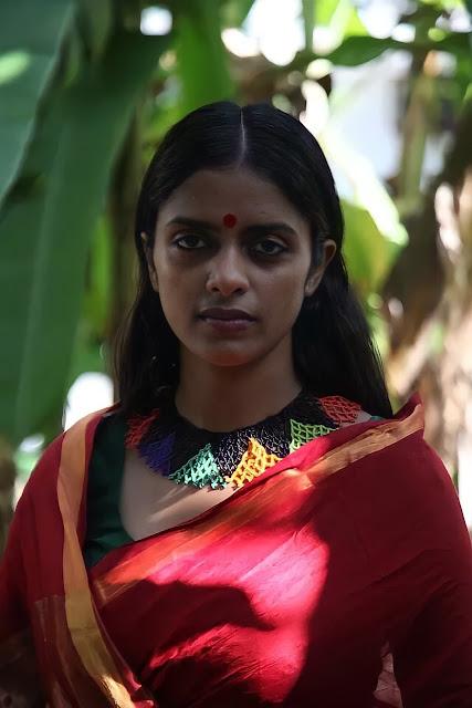 Actress Kani Kusruti  Sree pic