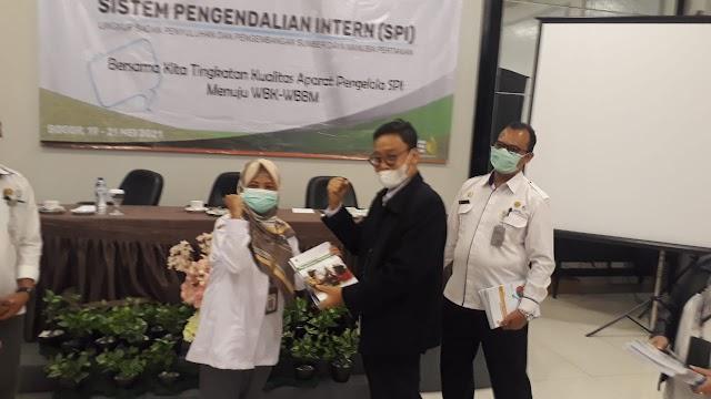 SPI BBPP Binuang Ikuti Workshop Lingkup BPPSDMP di Bogor