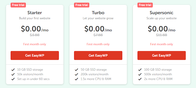 Namecheap free managed WordPress hosting