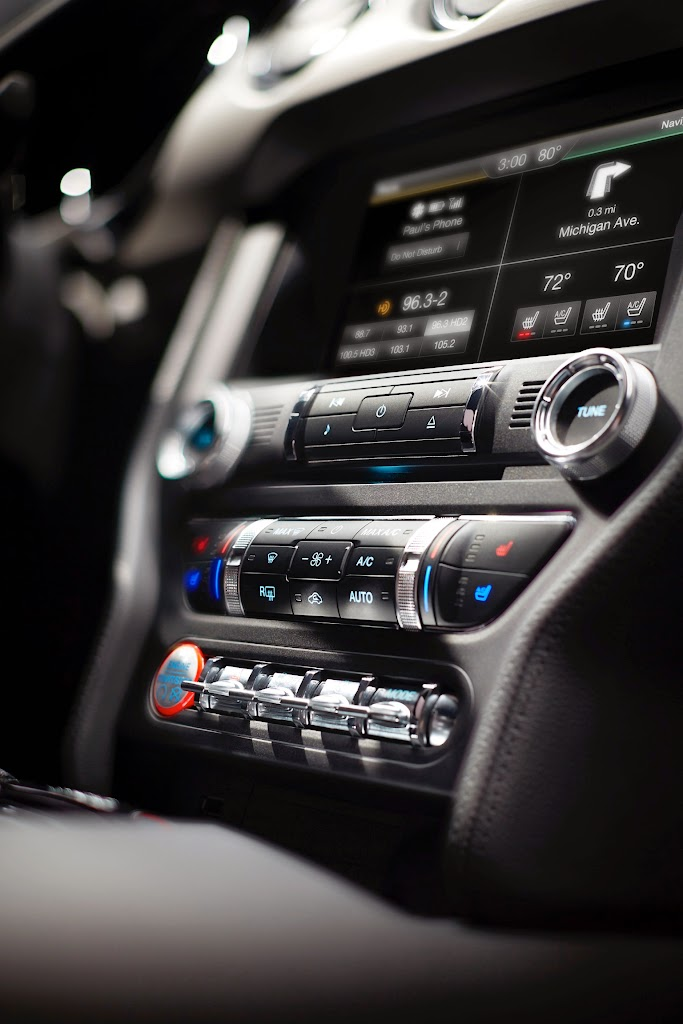 2015 Ford Mustang Interior 4