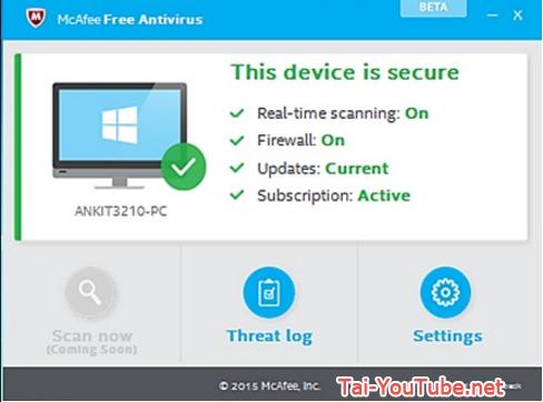 Các phần mềm diệt virus miễn phí cho máy tính Windows 10 + Hình 5