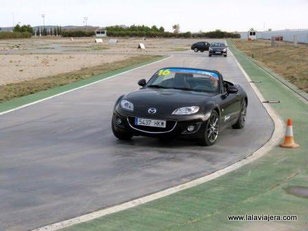 TAC, escuela de conducción del Circuito de Velocidad de Albacete