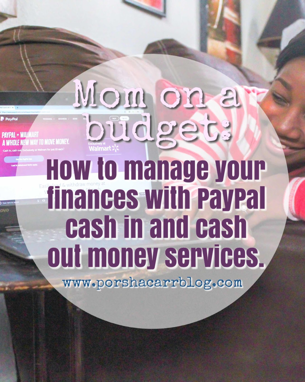 Mom on a budget: How to manage your finances with PayPal