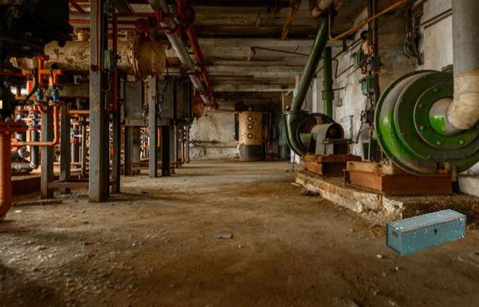 Abandoned Factory Escape 6- screenshot