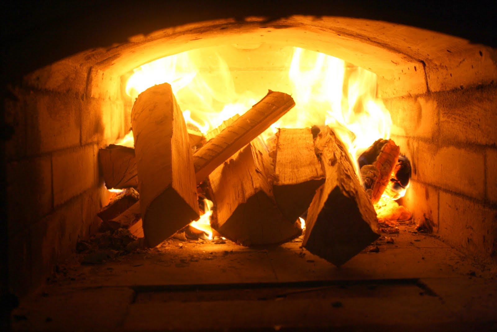 Leivinuunin lämmitysohje