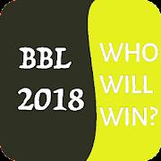 Who Will Win - Big Bash League 2018