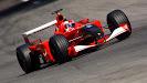 Rubens Barrichello, Ferrari F2001 911 nose cone
