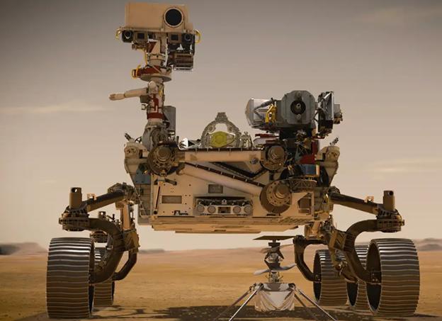Perseverance, NASA siap menjelajah Mars