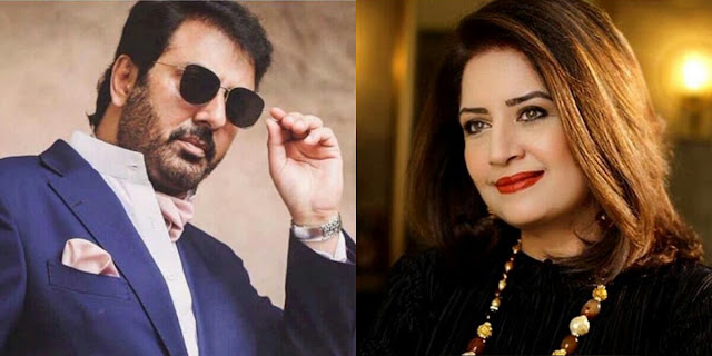Atiqa Odho Comes Farward to Clear the Dust of Actor Noman Ijaz Controversy