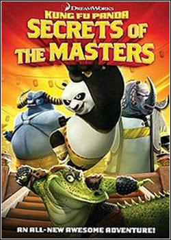Assistir Kung Fu Panda Os Segredos Dos Mestres Dublado Online