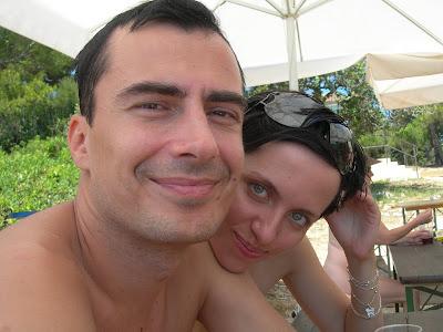 Натуристский курорт Вритомартис в Крит, Греция