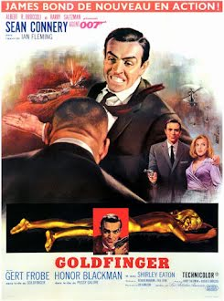James Bond contra Goldfinger - Goldfinger (1964)
