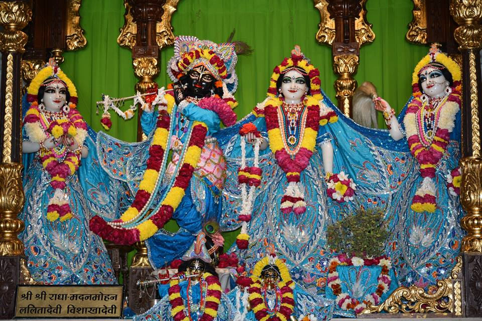 ISKCON Ujjain Deity Darshan 08 Jan 2016 (3)