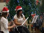 Actuación de Navidad en Rambla Centro