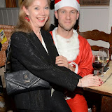 WWW.ENTSIMAGES.COM -        at      Christmas with the K9 Angels at The Bridge Pub and Dining Rooms Casteinau Barnes London December 10th 2014                                                Photo Mobis Photos/OIC 0203 174 1069