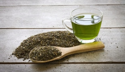 khasiat green tea