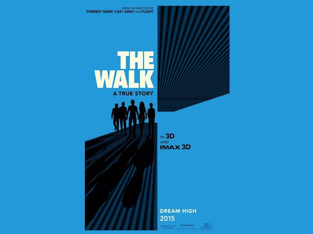 Βόλτα Στο Κενό (The Walk) Wallpaper
