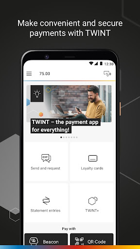 Prepaid TWINT & other banks  Paidproapk.com 1