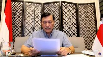 Menko Marves: Bansos Tambahan Rp39 Triliun Disiapkan