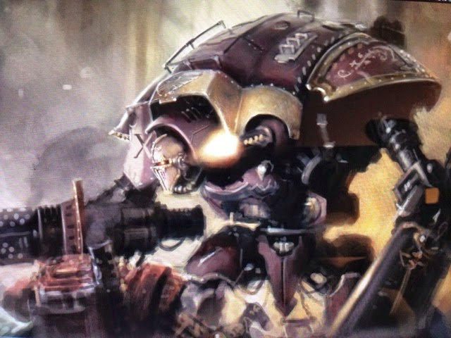 Imperial Knight Release Details