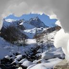 CRISTINA ARMANDO - Spiando sa un buco nel ghiaccio