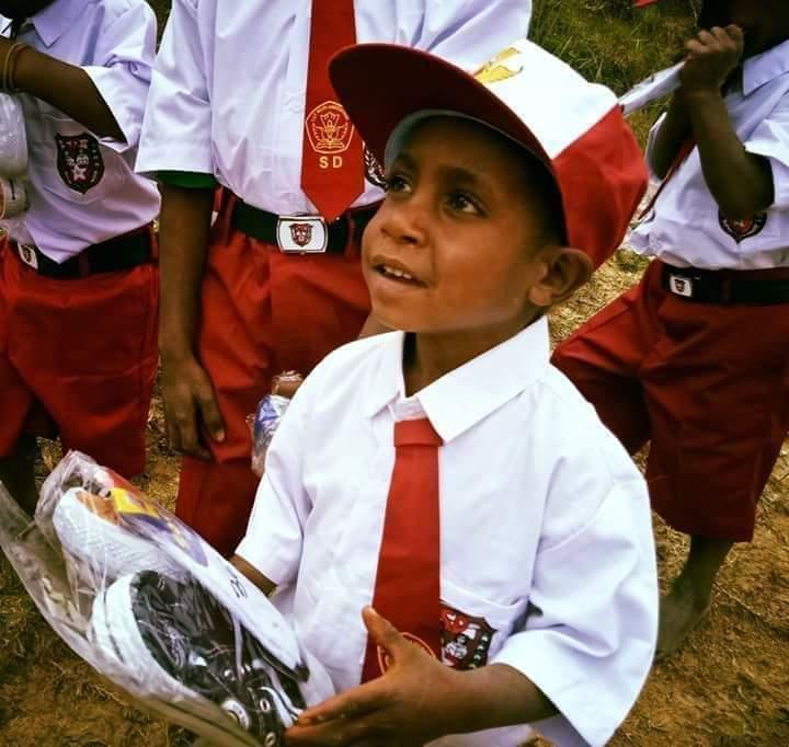 Anak Papua NKRI Harga Mati
