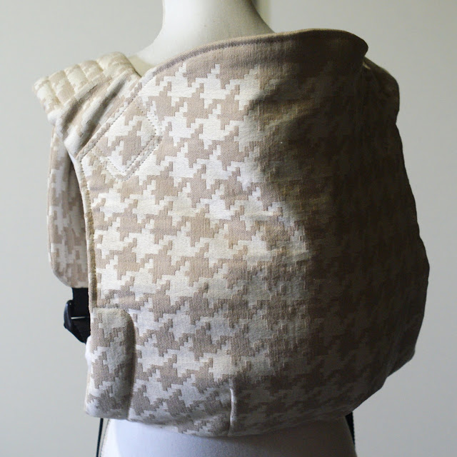 Artipoppe Tweed Sand Wrapconversion Onbu-SSC by MamaMerel Custom Carriers