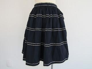 Prada Gypsy Skirt