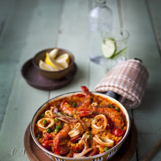 Spicy Seafood Chili Recipes