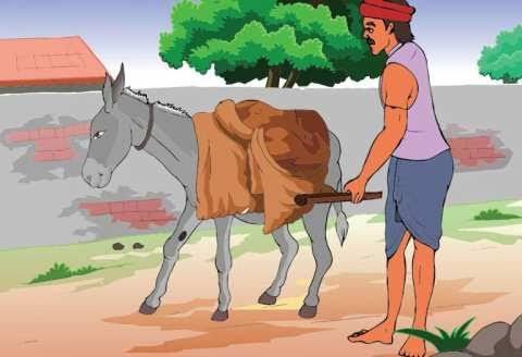 Dhobi Aur Gadha Ka Kahani
