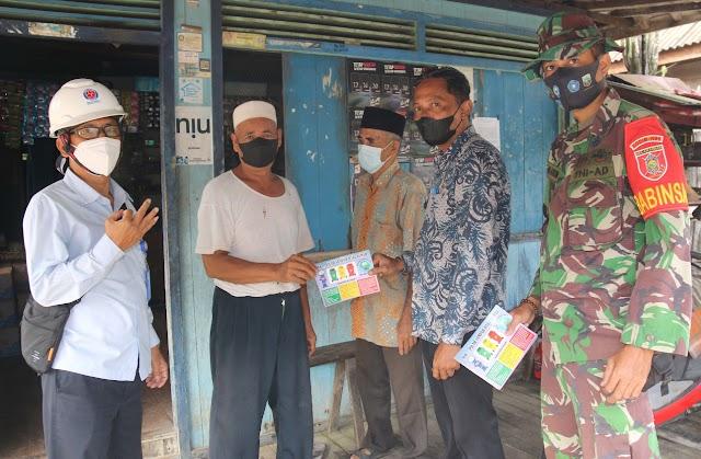"Indocement bersama Warga Desa Mitra Kerjasama Partisipasi ""World Clean Up Day 2021"""