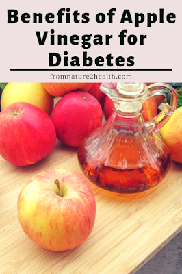 Apple Cider Vinegear Treat Diabetes