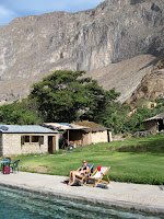 Oasis in Colca