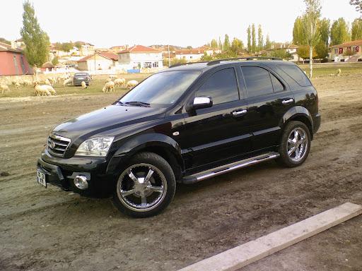 2005 Kia Sorento Lx Mpg