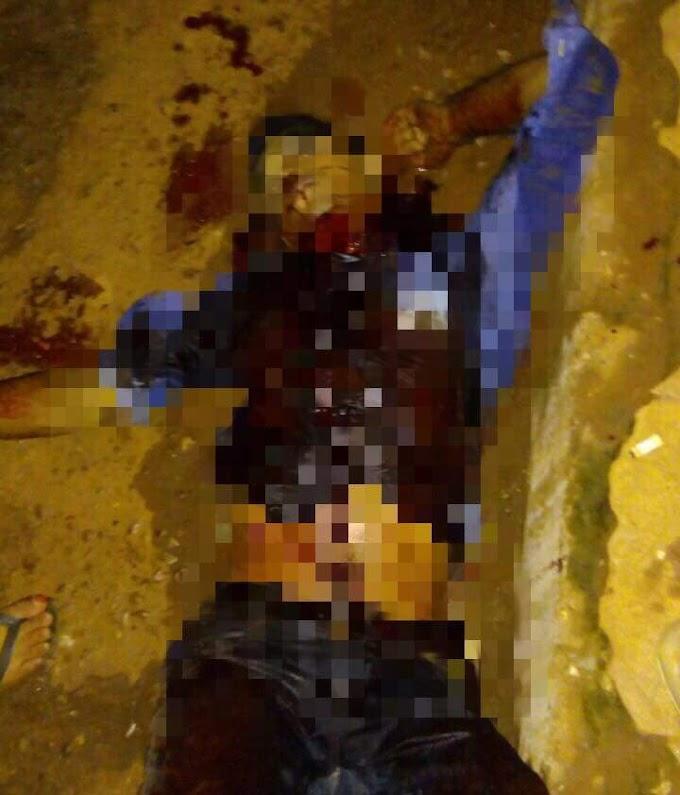 Em Medicilândia: Homem é  esfaqueado e morre após  dar entrada  hospital.