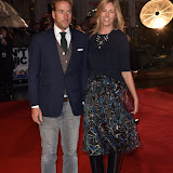OIC - ENTSIMAGES.COM - Ben Fogle and Marina Fogle at the  Dad's Army - UK film premiere in London 26th January 2015 Photo Mobis Photos/OIC 0203 174 1069