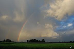 """""""Het kleine Paradijs"""" regenboog"""