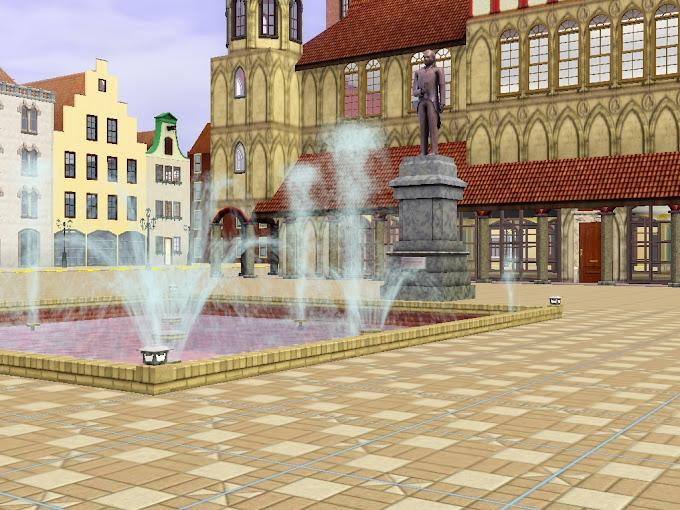 sims3 city