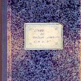LIBRO DE SALIDAS C.M.S.P. AÑOS 89,90