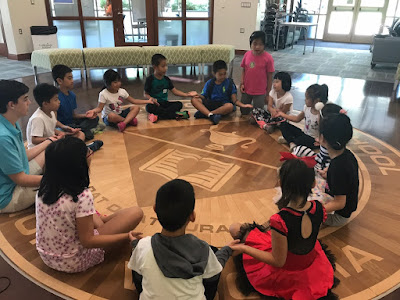 2017 Chinese Summer Camp