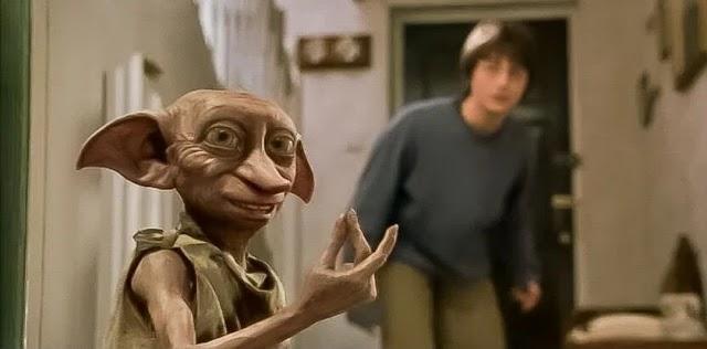 Dobby está entre os personagens do Cinema que mais deixaram saudades